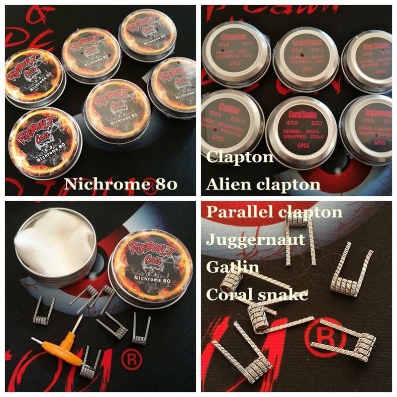 Admirable 6 Styles Clapton Alien Parallel Clapton Juggernaut Gatlin Coral Wiring Cloud Toolfoxcilixyz