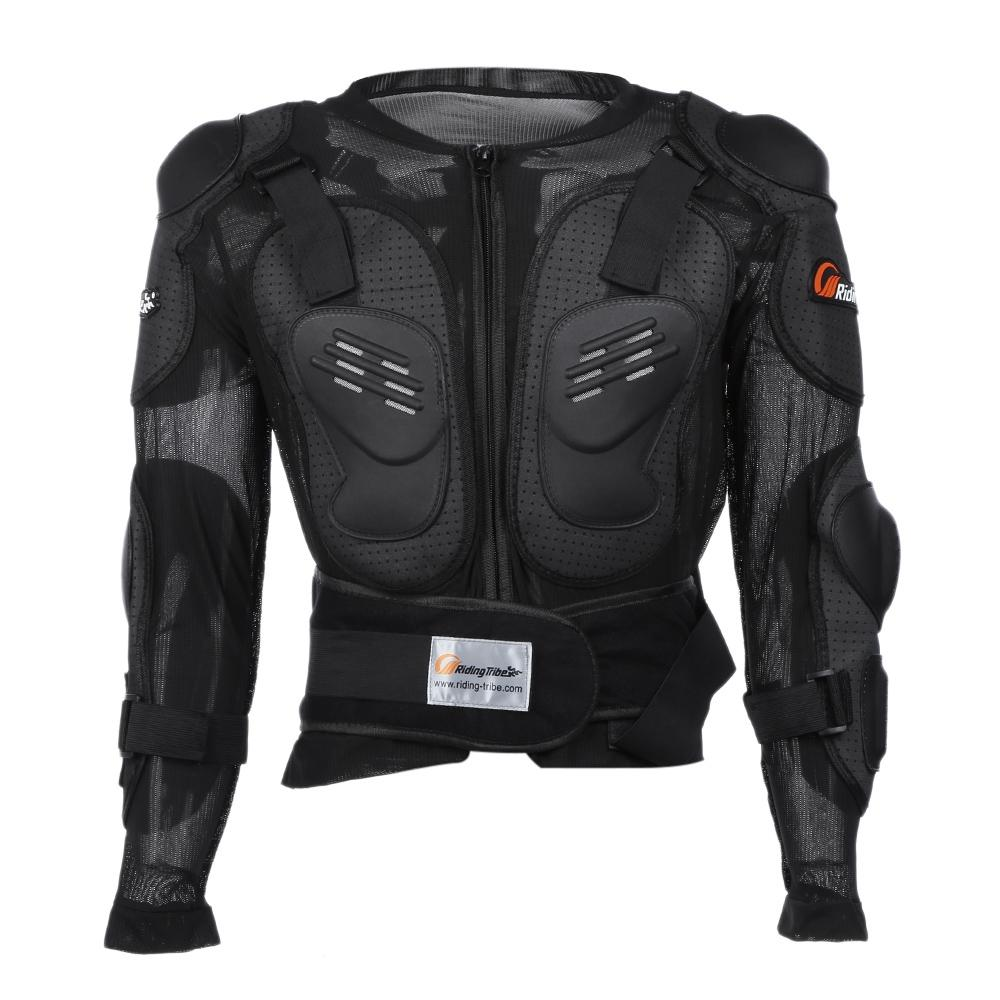 Professional Motorcycle Jacket Body Protector Motocross Racing Full Body Armor Spine Chest Protective Gear Motorcycle Protection for Sports