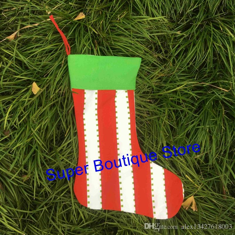 wholesale christmas indoor decorations personalized canvas embroidered christmas stockings home decor for christmas home decorating for christmas from - Wholesale Christmas Stockings
