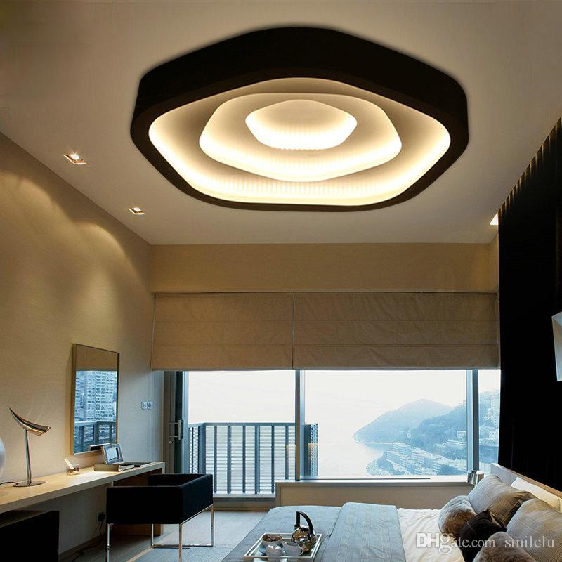 2019 Led Wedding Room Master Bedroom Light Simple Modern Warm And ...