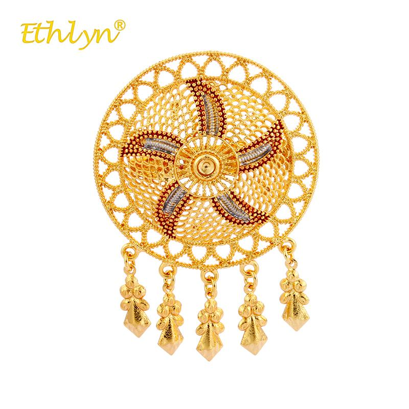 2019 Wholesale Wedding Jewelry Accessories For Men Women Personality Hollow  Round Fans Pins Pendant Brooches Pin Up Brooch Jewelry Gifts From ... 041d92a62959