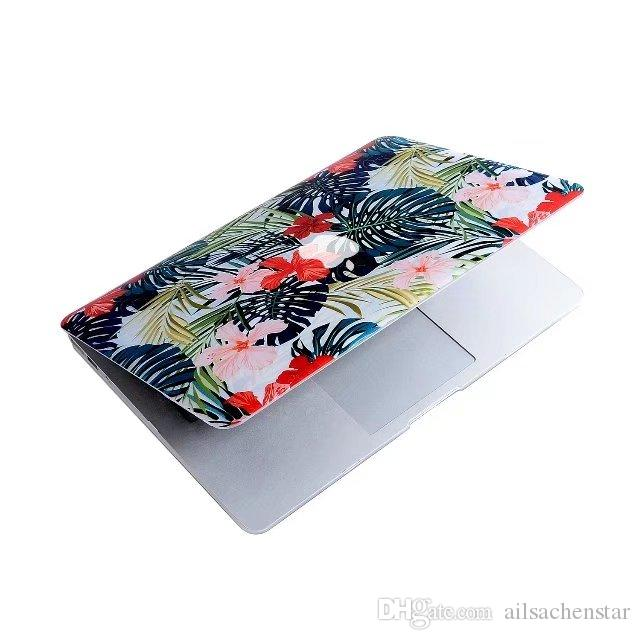 """Hard Shell Case+Keyboard Cover For MacBook Air 11"""" Pro 13/15"""" Retina 12"""
