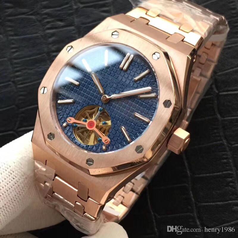 39827bdea2a Automatic Mechanical Movement Men Luxury Quality Wristwatch ...