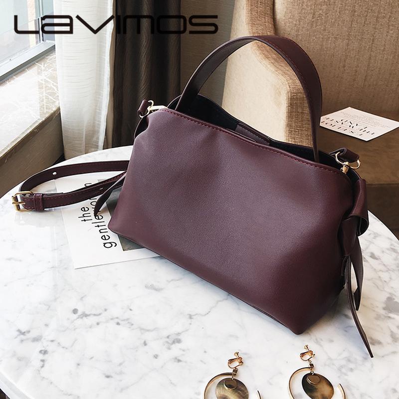 710809377a Lavimos Fashion Designer Women Handbag Ladies Portable Shoulder Bag Office Ladies  Hobos Bag Tote Designer Handbag Leather Products From Fenxin