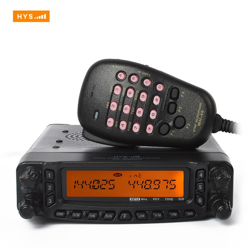 TC-8900R Cross band ham hf radio transceiver with HF VHF UHF Frequency