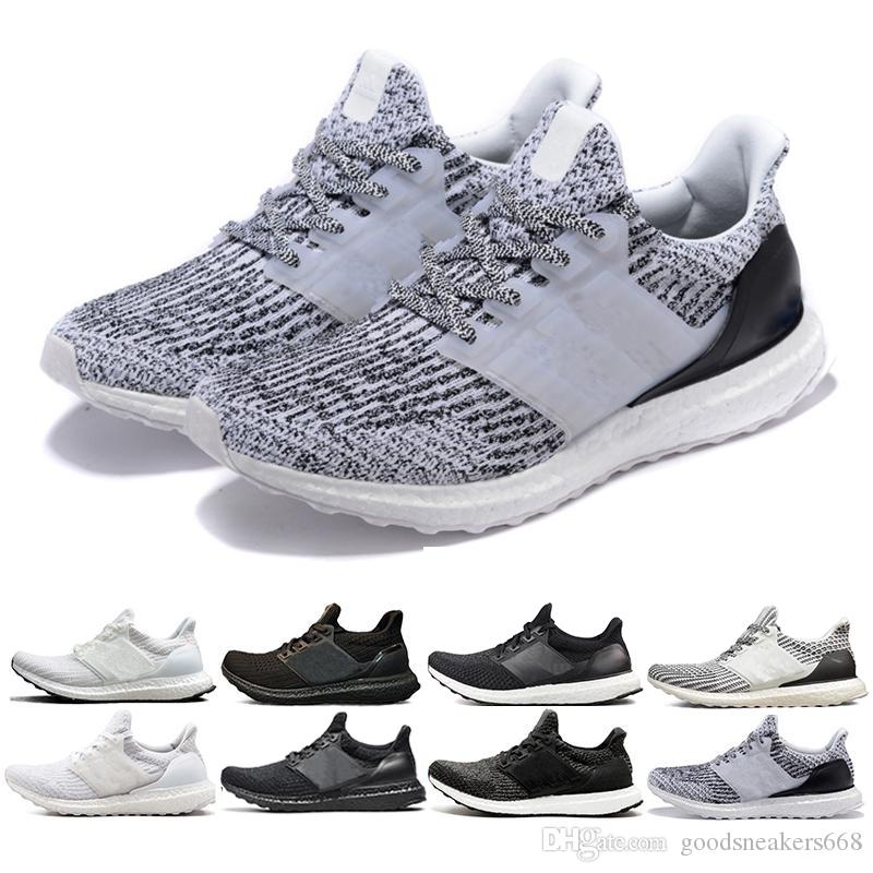 5479881554b 2018 Classic Ultra 3.0 4.0 Mens Running Shoes Oreo White Black CNY Grey  Sneakers Chaussure Sports Shoe Trainer Shorts Athletic Shoes Shoes For Men  From ...