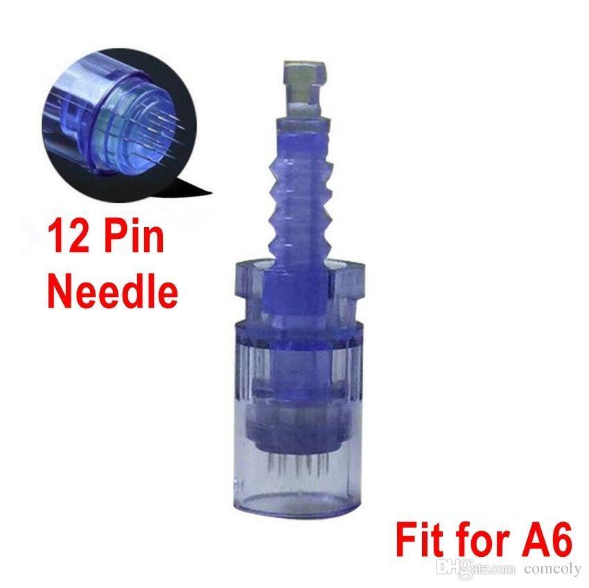 Dr. Pen ULTIMA A6 Cartouche à aiguilles 1/3/7/9/12/36/42 pins / Nano Pour stylo à micro-aiguilles sans fil Cartouche à aiguilles rechargeable Dermapen