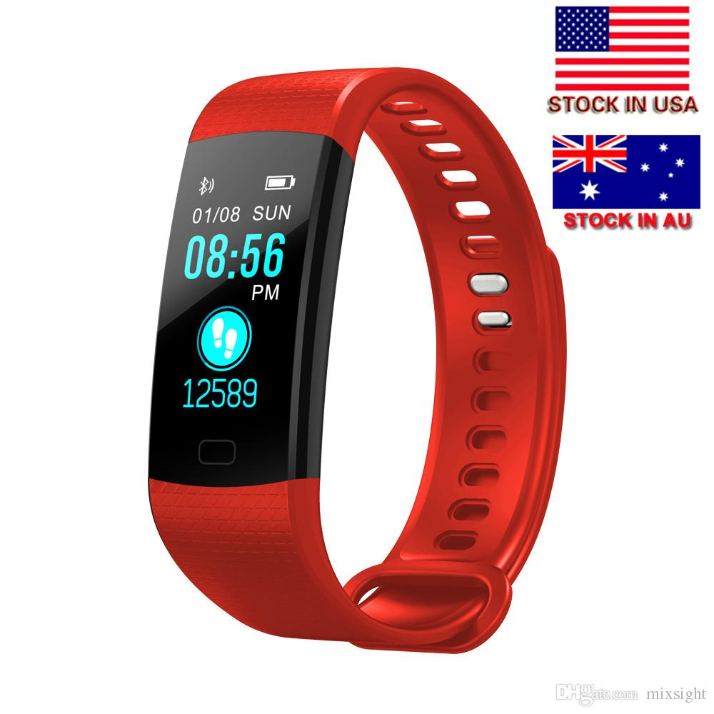 b0dca6926e4d Smart Watch Sports Fitness Activity Heart Rate Tracker Blood Pressure Watch  Apr25 Smart watch Stock in US