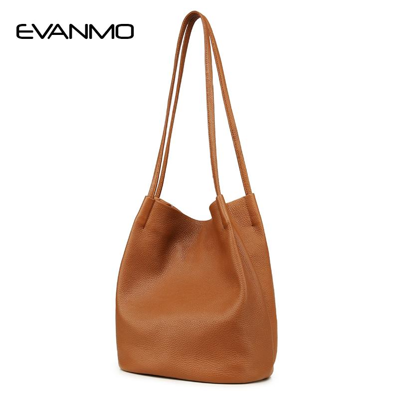 661439715f42 High Quality Women Everyday Handbags Real Leather Female Shoulder Bags  Design Large Capacity Hobo Bag Shopping Casual Handbag Name Brand Purses  Overnight ...