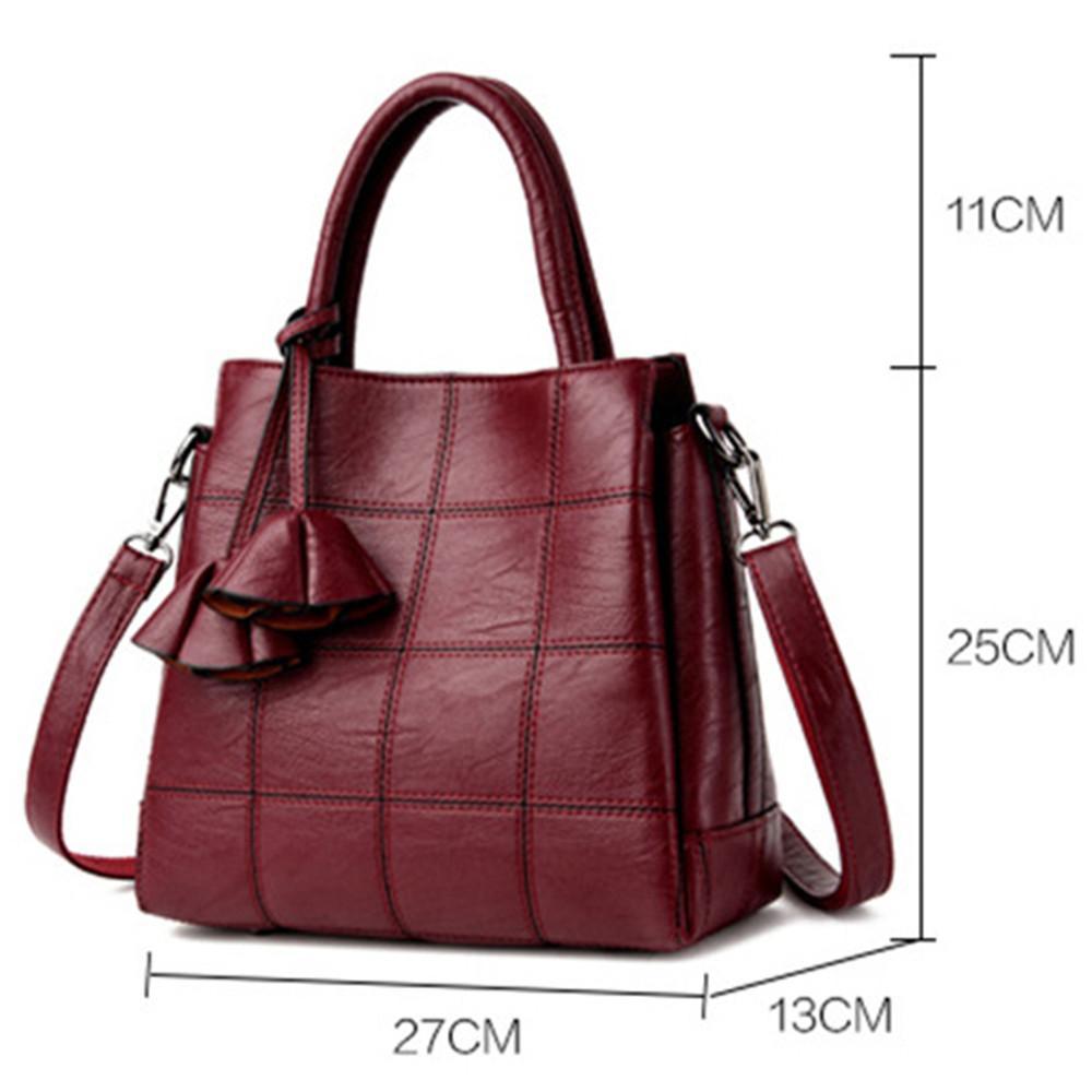 fd39d007b160 main Leather Luxury Handbags Women Bags Designer handbags High Quality  Women Shoulder Bag Female crossbody messenger bag