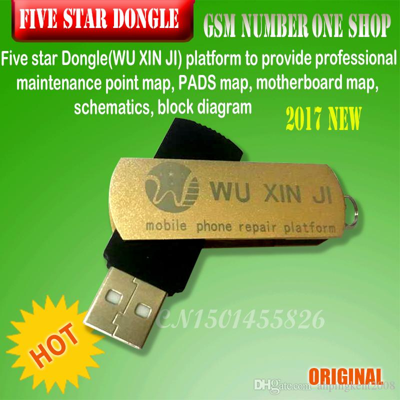 Cellphones & Telecommunications Five Star Dongle Vip Dongle Board Schematic Diagram Repairing For Iphone Ipad Samsung Phone Software Repairing Drawings