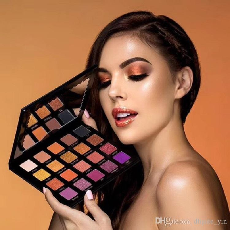 2018 New Year and VIOLET VOSS Pro EYE SHADOW PALETTE eyeshadow palette top quality