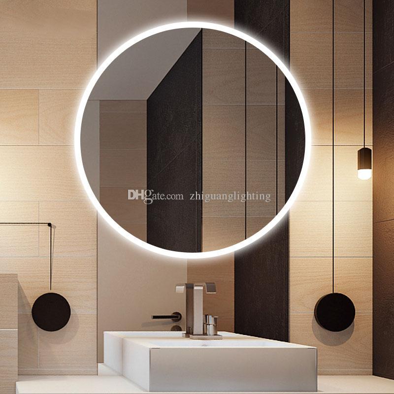 2019 Bathroom Mirror Led Wall Lamp Wash Toilet Wash Bathroom Wall