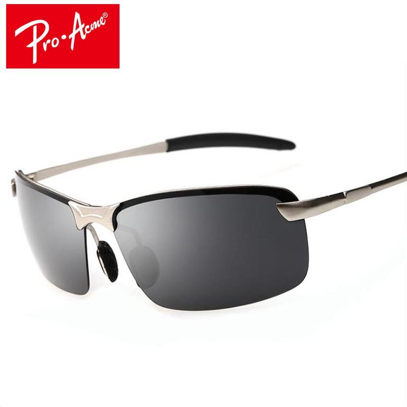 e51f336f6e Pro Acme Classic Rectangle Wrap Polarized Sunglasses Man Brand Designer  Fashion Driving Male Sun Glasses For Men CC0001 Sunglasses Cheap Sunglasses  False ...