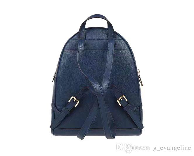Backpack designer Female Mochila Genuine Leather Feminine Backpack Rucksack Sac A Dos Designer Small Bagpack Brand Shoulder Bag