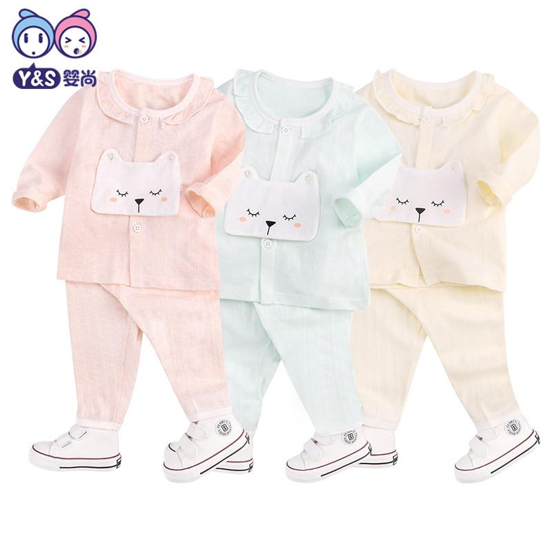 c606e1e2b 2018 Sets Spring Autumn Baby Sleeper Pajamas For Children Tracksuit Baby  Boy Sleepers Girl Sleepers Sleep Suit Kids Summer Pjs Pyjamas Kids From  Fkansis, ...