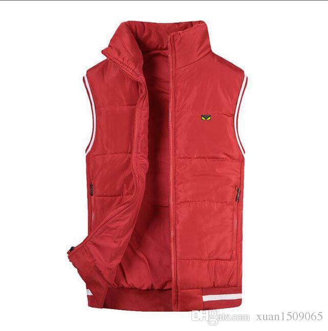 factory price feb43 ace8d Piumino giacca invernale e autunnale, versione coreana, gilet senza  maniche, gilet pesante e caldo per uomo