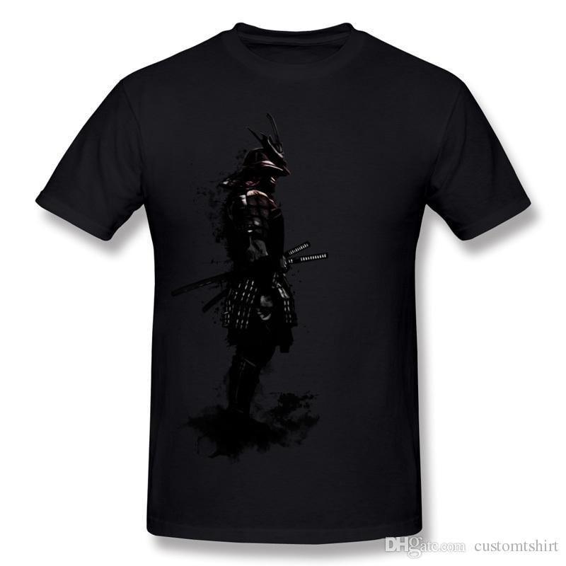 Samurai Armadura Con Algodón Compre Lujo Hombres Camiseta 100 De 7Y4nwqX0v