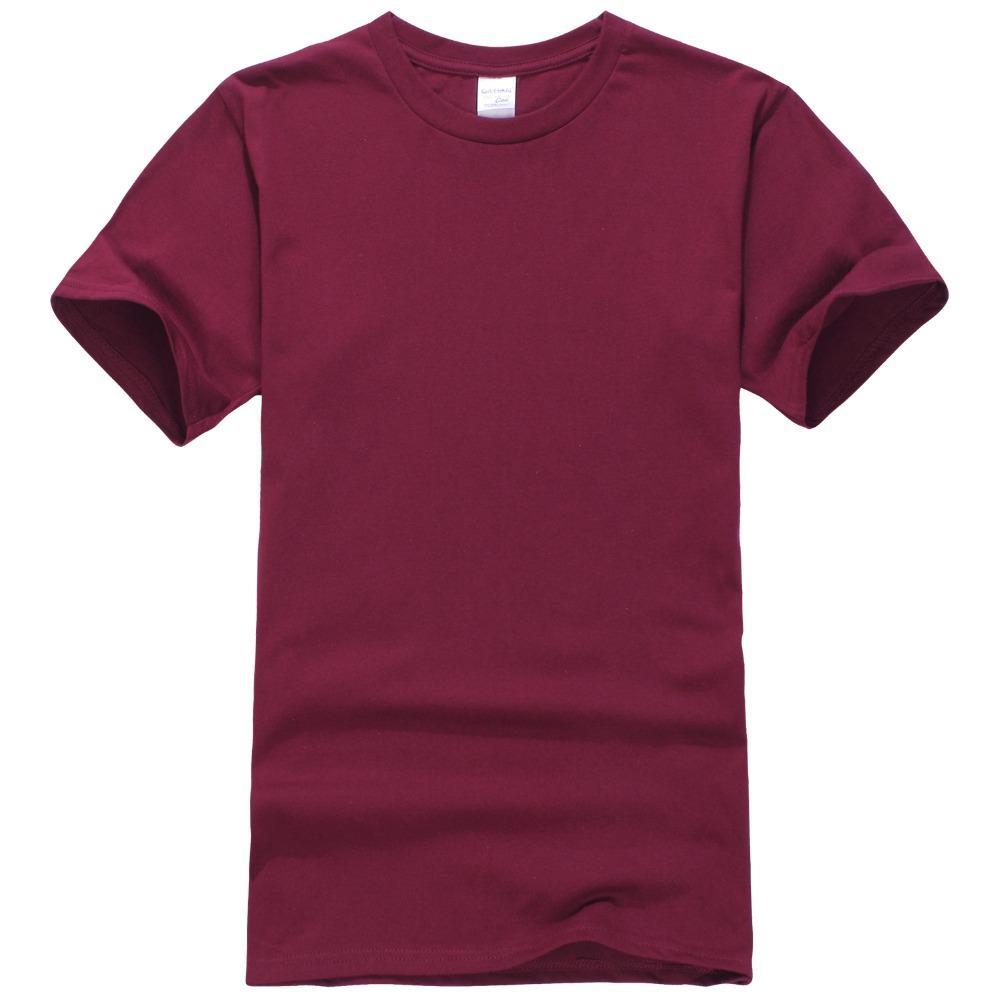haoqifetniu 3-pack твердые хлопок Майка мужчины классическая удобная летняя футболка с коротким рукавом мода фитнес основные Майка