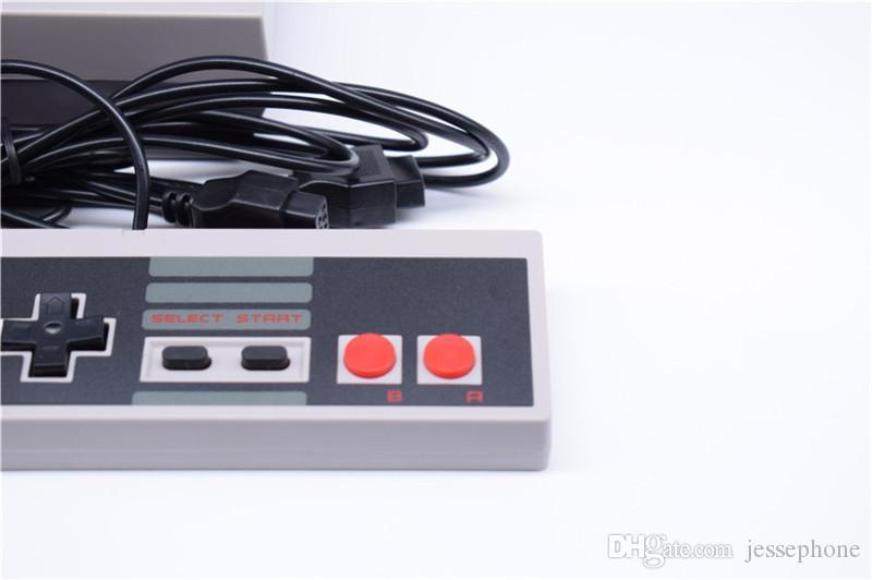 5X DHL Nueva Llegada Mini TV Videoconsola Consola de Video portátil para consolas de juegos NES con venta al por menor de cajas de venta caliente B-GB