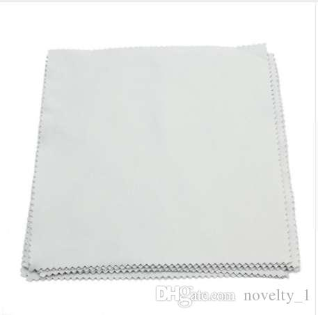 10pcs New Glasses Jewelry Polishing Cloth Clean Cleaning For Glasses Platinum Gold And Silver 100% High Quality Materials Eyewear Accessories Men's Glasses