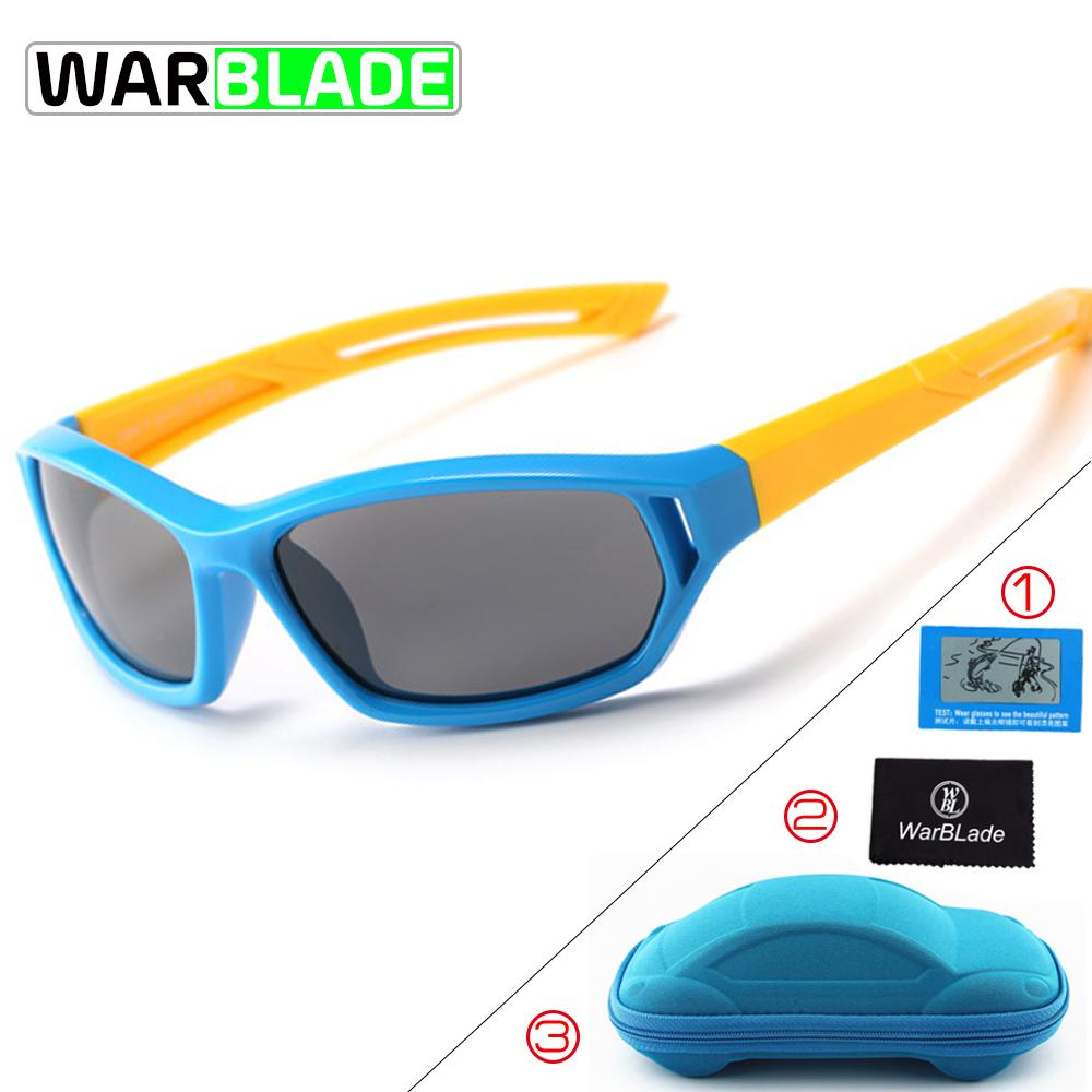 2019 Baby Polarized Sunglasses Kids Child Girls Boys Sport Goggles TR90  Polaroid Sun Glasses Shades Infant Lentes With Case WBL From Lvmangguo, ... 1aefa202bc
