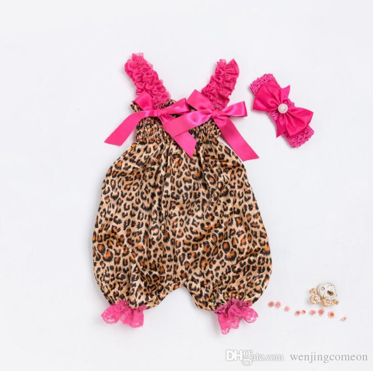 2018 New Hot Sell Newborn Baby Bloomers Floral Baby Girls Shorts+Headband Clothes Sets Baby Diaper Covers Infant Shorts Ruffles short kid