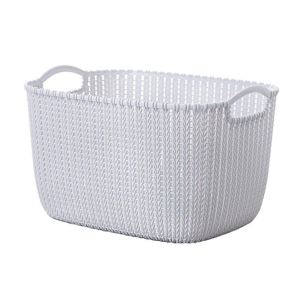 Großhandel Kunststoff Weben Rattan Korb Multifunktions Badezimmer ...