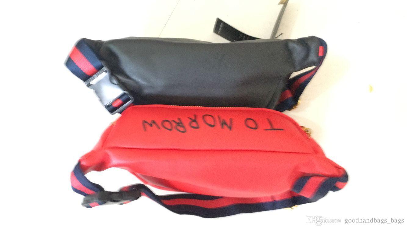 7ec317cc0a6f NEW TOP Pu Women Waist Bag Famous Brand Belt Bag Men Fanny Pack ...