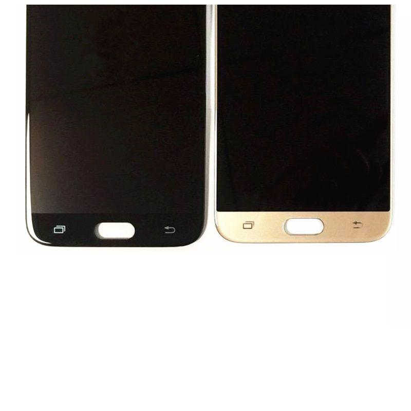 Super AMOLED HD Qualité pour le remplacement de l'écran de l'écran d'affichage à cristaux liquides de Samsung Galaxy J7 Pro J730 J730F 100% Testé Livraison gratuite