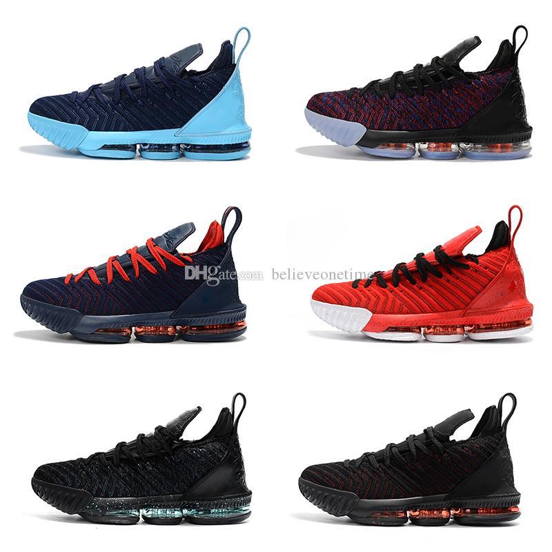 b40e1fd76f398 Acheter Nouveaux Hommes Chaussures De Basket Ball 16 XVI Noir Blanc Violet  Jaune MVP BHM 16 S Bleu Rouge Homme Chaussures De Sport Sport Designer  Sneakers ...