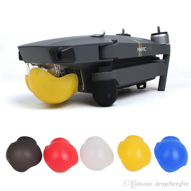 Neue Hobby Signal Gimbal Guard Kamera Objektiv Abdeckung Silikon Schutzhülle Hülle für DJI MAVIC PRO kostenloser versand