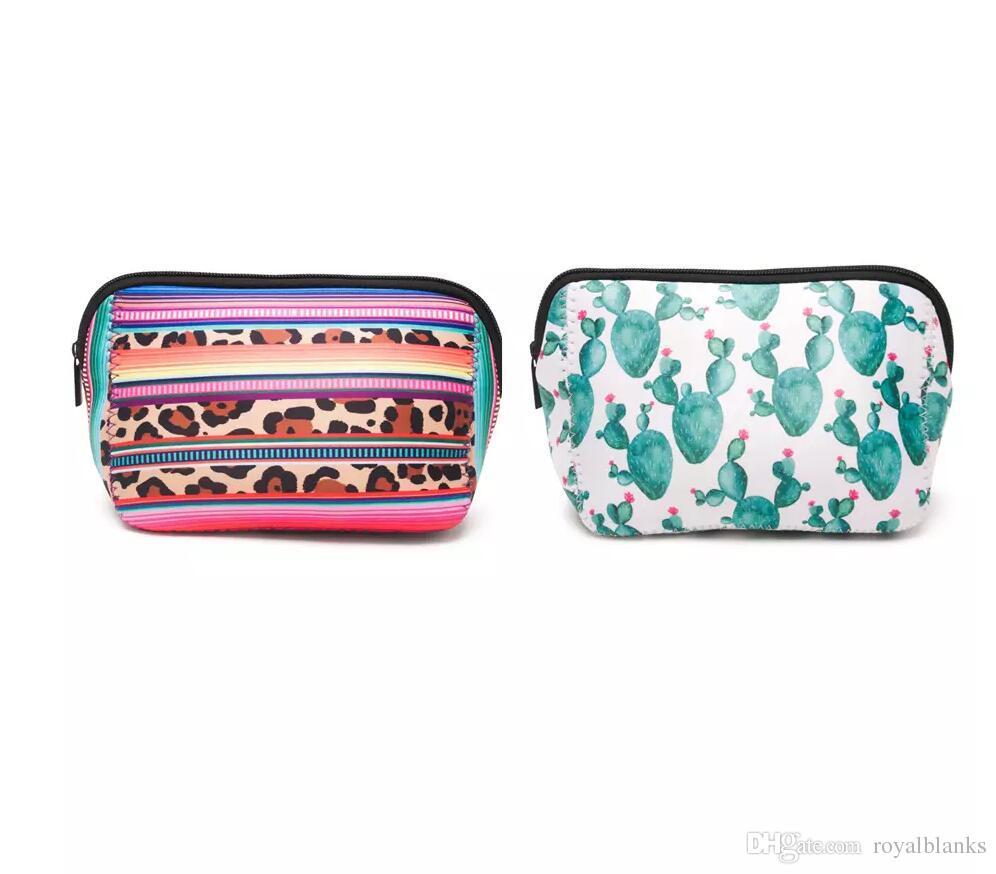 Inch wholesale blanks neoprene leopard serape makeup bag jpg 996x874 Embroidery  chevron cosmetic bags wholesale af5bd4d65ad53
