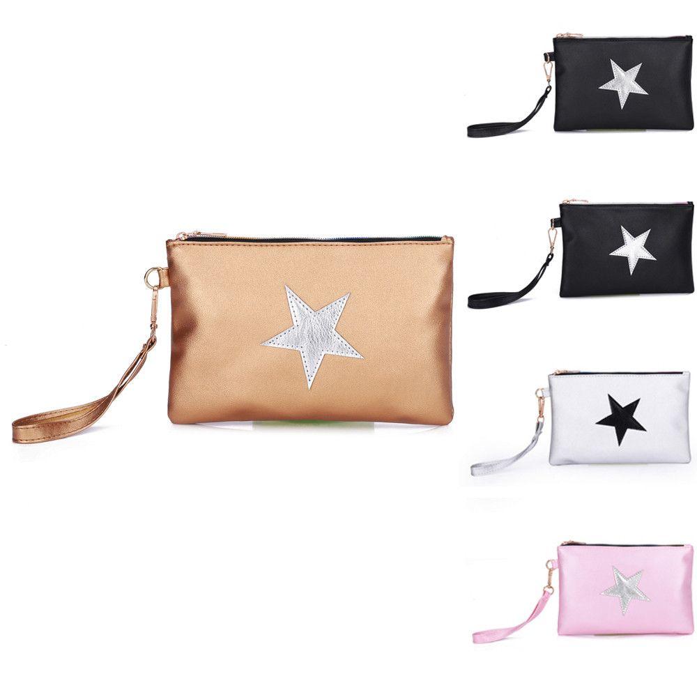 Estrella Cremallera Mujer Moda Con Patrón De Xiniu Compre qXagZZ