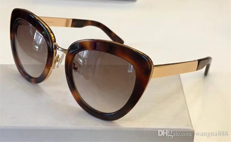ad49613a7ad Luxury TPVED Sunglasses For Women Fashion Designer Shiny Chip Plate ...