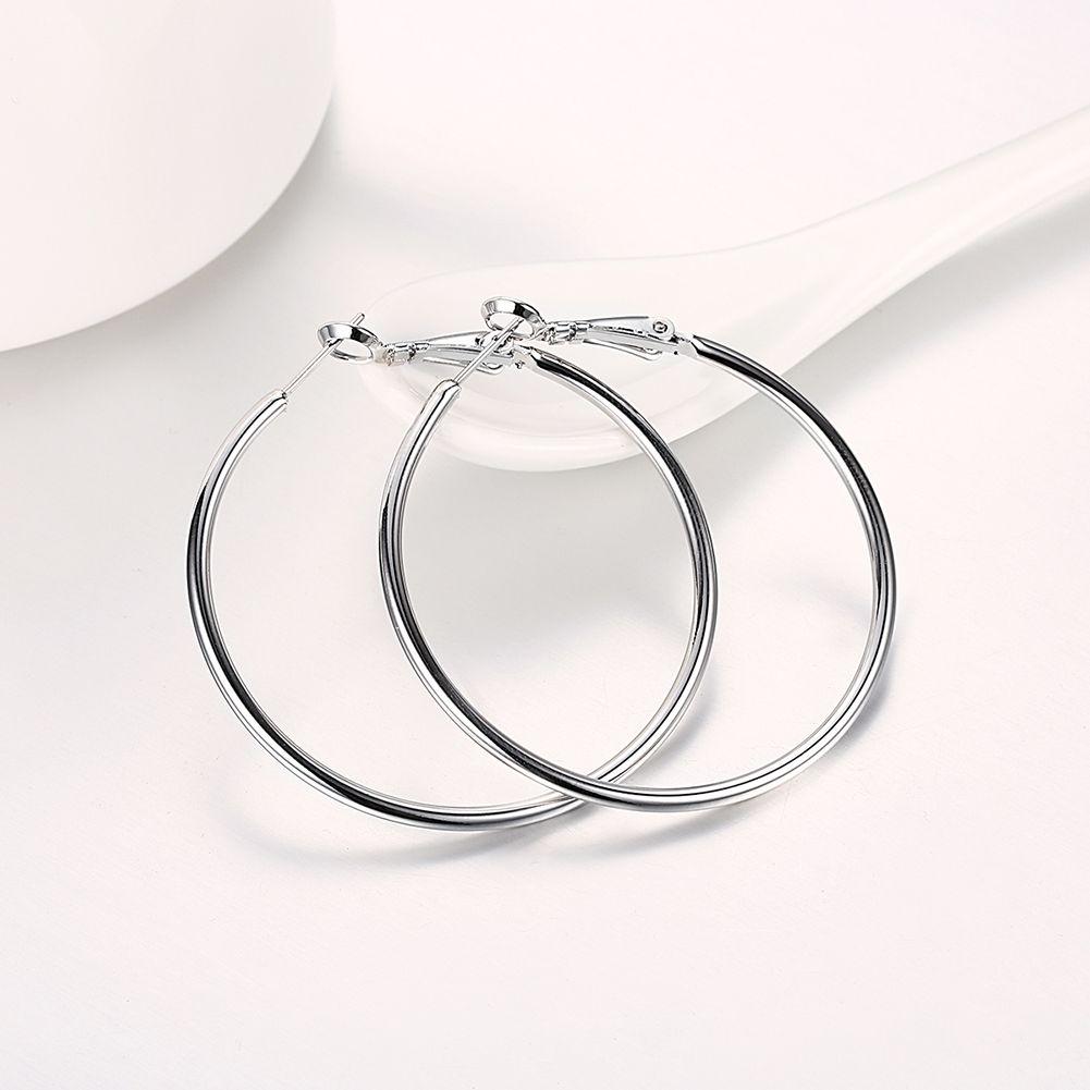 Hot Earrings Jewelry Fashion Women High Quality Austrian Crystal 18K ... 19c522702d97