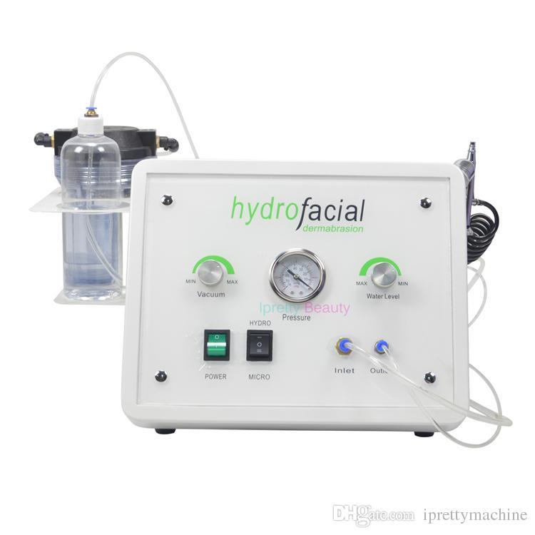 Factory Direct Sales Beauty Salon Equipment Portable Hydra Diamond  Microdermabrasion Water Jet Aqua Skin Peel Facial Beauty Machine For Sale