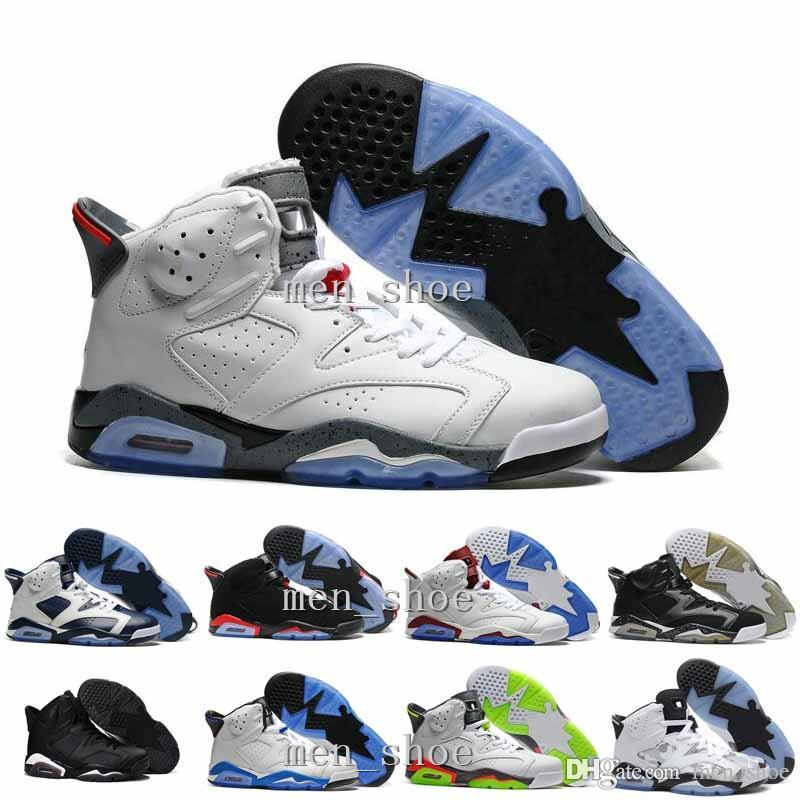 fa7d3f0920e9b3 2017 New Arrival 6 VI Olympic Slam Dunk Basketball Shoes Men ...