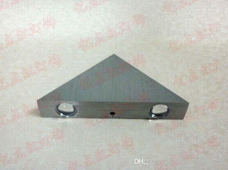Acheter simple moderne triangle led applique chambre lit de