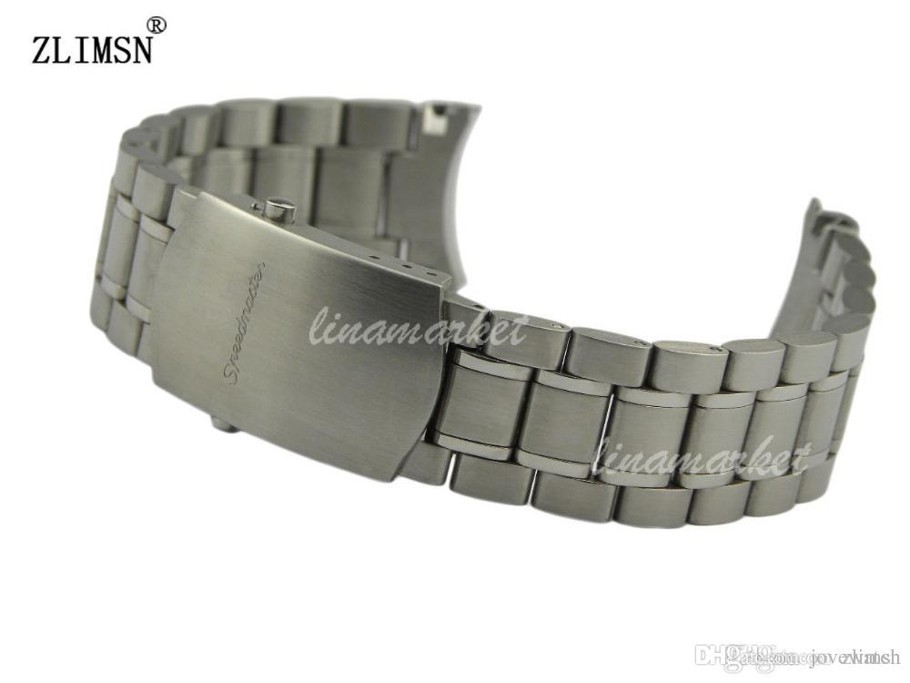 22948c7ff3c Curved end watch bands watchbands brushed bracelets jpg 1000x750 Curved end  watch