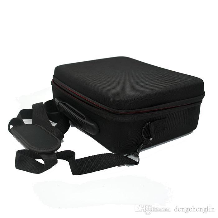 EVA Hard Carry Case Bag Para DJI Mavic Pro Drone Accesorios Hombro Caja Mochila Bolso Maleta para Mavic Pro Cable envío gratis