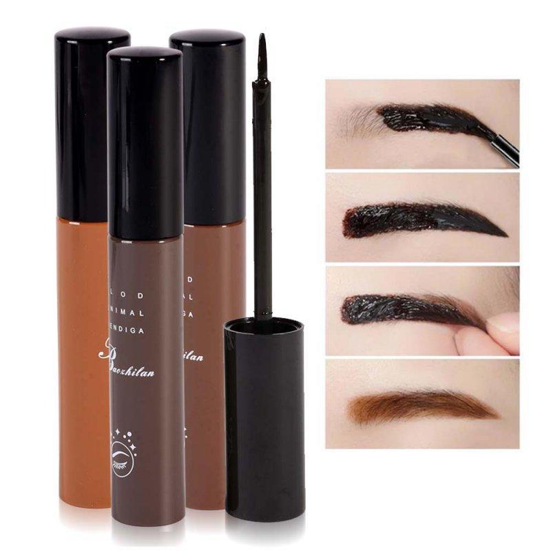 Makeup Cosmetics Waterproof Dye Eyebrow Mascara Cream Eye Brow Gel