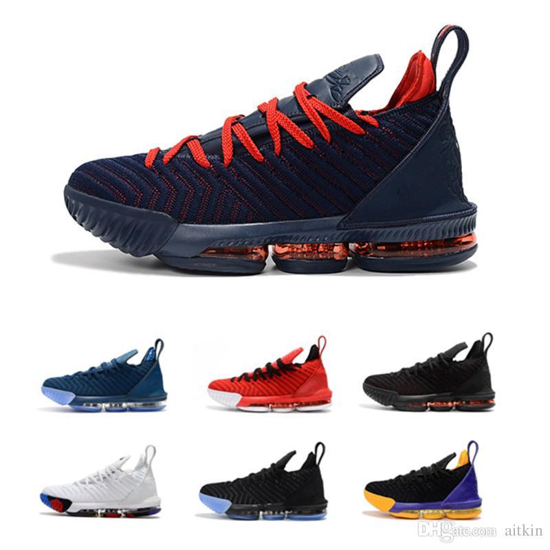 newest 91fba 7025b Großhandel Kinder Basketballschuh 2019 Hochwertige Oreo 16 16s Große Jungen  Und Mädchen Jugend Sport Sneaker Schuhe, Kindergröße 36 40 Von Aitkin, ...