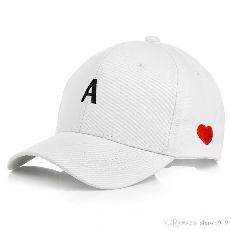 china supplier Wholesale casual fashion adjustable embroidery letter new men women youth street tide couple baseball cap