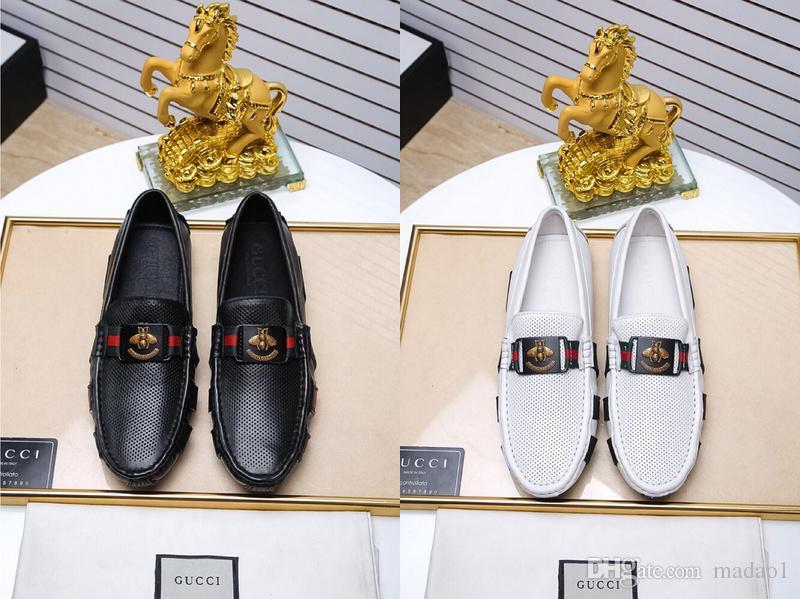 Perforación Marca De Casual 2018 Negocios Nueva Diseñador Boda Vestir Hombres Zapatos Mejores Lujo Mejor l5T3FK1Juc