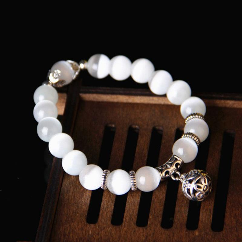 2019 Pink Crystal Charm Silver Bracelets   Bangles For Women With Aliexpress  Beads Silver Bracelet Femme Love Jewelry From Buafy 1a0ec8c902b