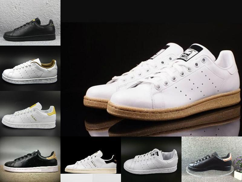 2017 New Superstar Stan Smith Men Women All White Black Red Green Super  Star Stansmith Casual Shoes Top Quality Eur 36 44 Formal Shoes For Men Work  Shoes ... c4d6585ebc87