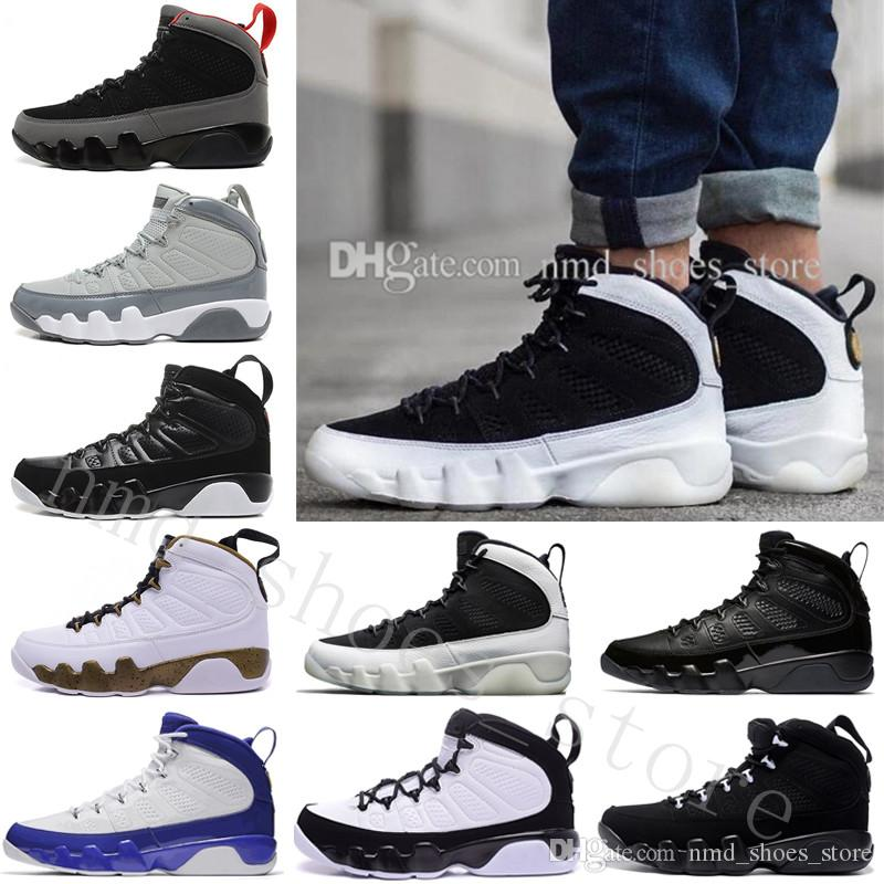 bf4d187b98e 2018 Newest Mens Casual Shoes IX 9 Suede Men Basketball Sports ...