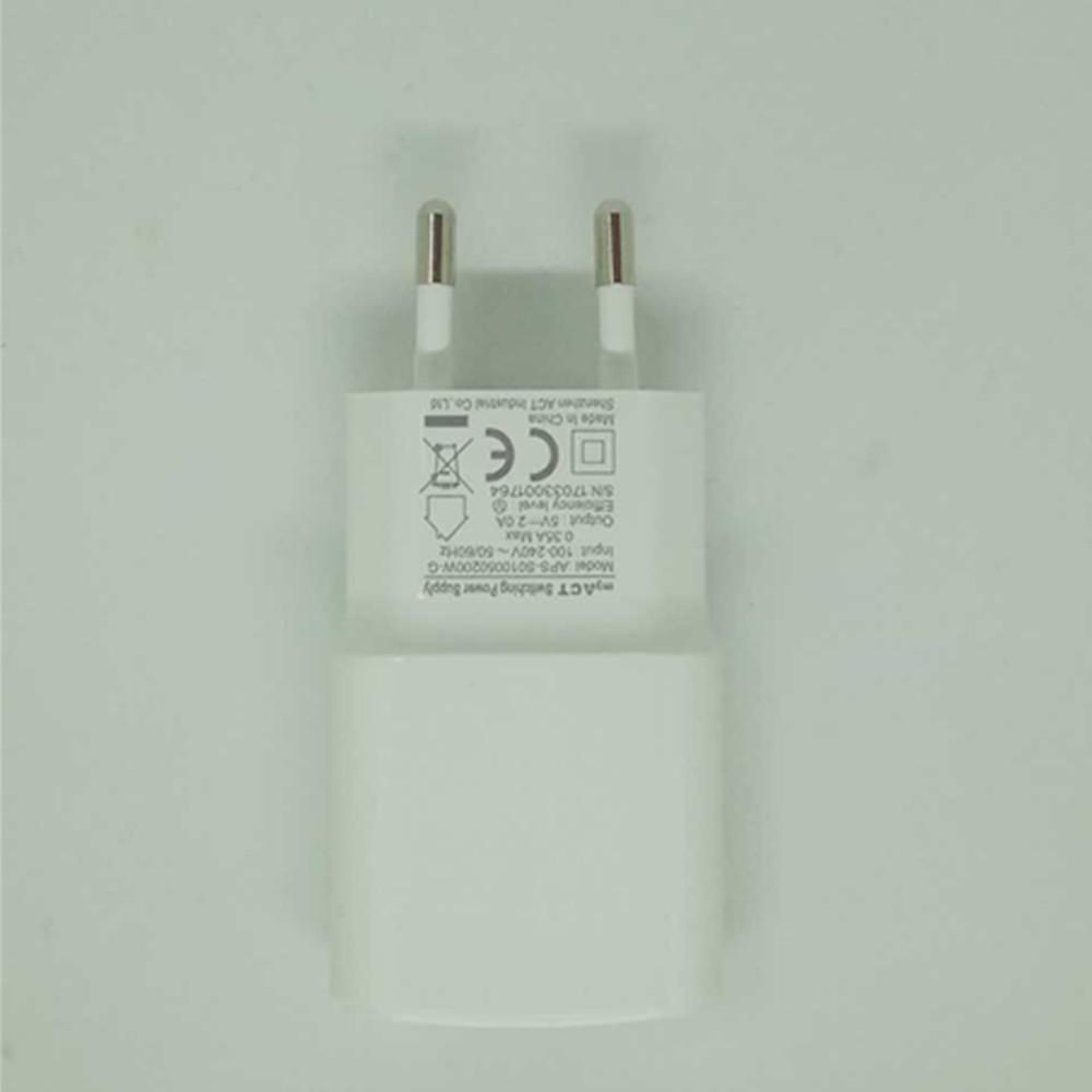 b1f5d213a58 Cargador Smartphone Nuevo Original Oukitel K6000 Pro Adaptador USB Cargador  UE Enchufe De Viaje 5V / 2.0A Fuente De Alimentación Conmutada + Cable De  Datos ...