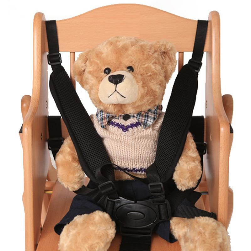 2018 2016 Universal Baby Stroller 5 Point Harness Seat Belt Playpen